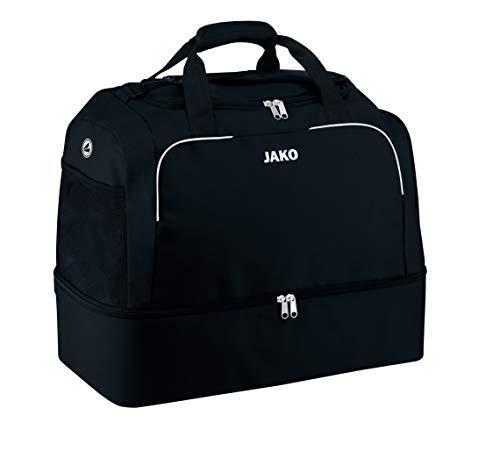 JAKO Sporttasche Classico Uni, schwarz, 2