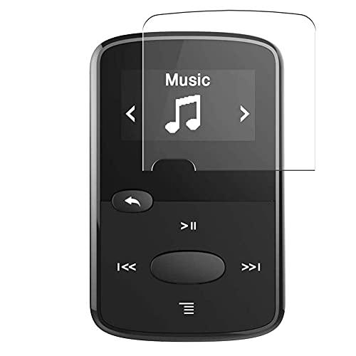 Vaxson 3 Stück Schutzfolie, kompatibel mit SanDisk Clip Jam SDMX24 MP3 Player, Displayschutzfolie TPU Folie [ nicht Panzerglas ]