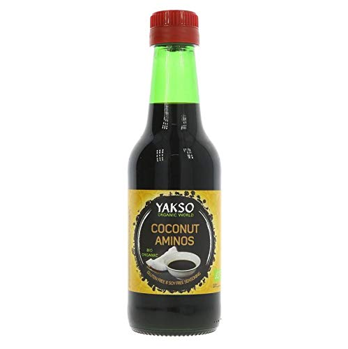 Yakso Coconut Aminos 250ml (Pack of 6)