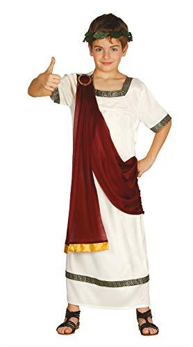 Costume da senatore antico romano bimbo 10-12 anni