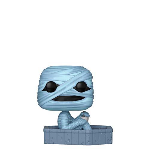 Funko- Pop Disney: Haunted Mansion-Mummy Collectible Figure, Multicolore, 42149