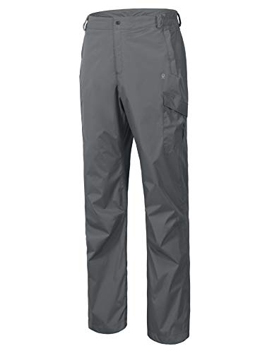 Little Donkey Andy Mens Hiking Pants Lightweight Waterproof Rain Pants