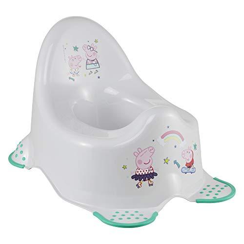 keeeper Peppa Pig Babytopf mit Anti-Rutsch-Funktion