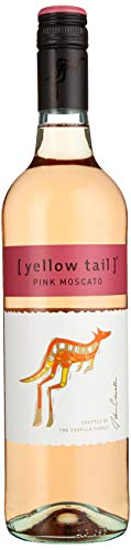 yellow tail Pink Moscato halbtrocken (1 x 0.75 l)