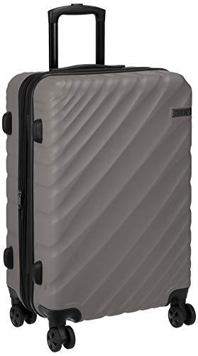[エースデザインドバイエース] スーツケース オーバル エキスパンド機能付 70L 59 cm 4.2kg グレー