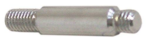 Astoria-Cma schroefdraadbout voor espressomachine voor greep M8 staal lengte 50 mm buiten 10 mm M8 verchroomd