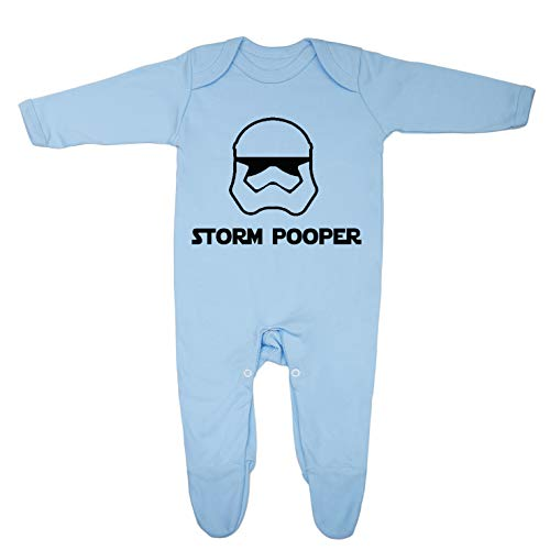Traje de pijama inspirado en Star Wars, hecho en el Reino Unido con 100% algodón peinado fino