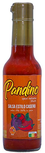 Pandino Salsa Estilo Casero (170g) Picante