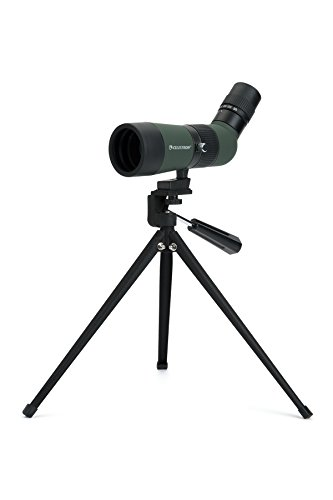 %13 OFF! Celestron 52320 Landscout 10-30x50 Spotting Scope (Army Green)