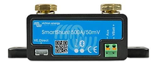 Victron Energy SmartShunt 500 amp Battery Monitor (Bluetooth)