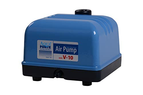 Pompe de dosage AquaForte Hi Flow V10, bleu