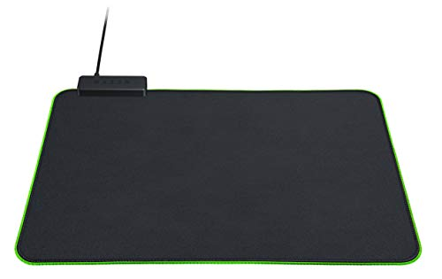 Razer Goliathus Chroma: Micro-Textured Cloth Surface - Optimized for All Sensitivity Settings and Sensors - Powered by Razer Chroma - Soft Gaming Mouse Mat (Renewed)