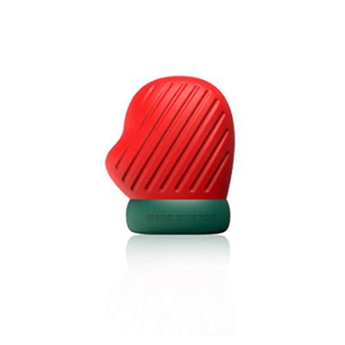 YUHUANG Kreative Silikon Wärmflasche, Wasserkocher, Handwärmer, Miniweihnachts Handschuhe Socken-Hand * 1