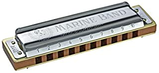 HOHNER Marine Band 1896 Classic Harmonica - Key Of C
