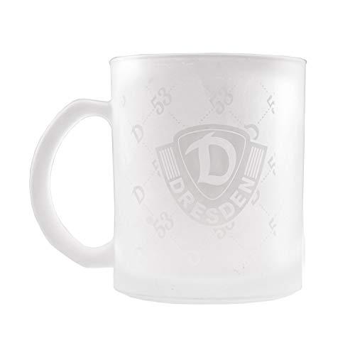 SG Dynamo Dresden Kaffeetasse Raute satiniert