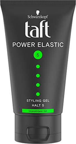 TAFT Styling Gel Power Elastic Unzerstörbarer Halt 5, 150 ml