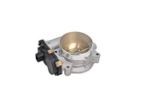 Throttle Body Assembly with Actuator - Compatible with Chevy, GMC and Other GM Vehicles - Avalanche, Silverado, Tahoe, Trailblazer, Envoy, Savana, Sierra, Yukon - Replaces 12679524, 217-2422, 12580760