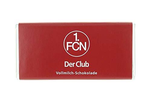 Teamschokolade 1. FC Nürnberg Schokolade