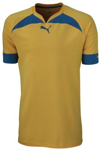 PUMA Herren Trikot Evospeed Statement Indoor Shirt, Team Yellow Royal, M