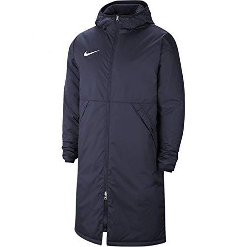 Nike Damen, Women's Park 20 Winter Jacket, OBSIDIAN/WHITE, DC8036-451, S