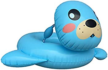Big Summer Inflatable Sea Lion Baby Pool Float with Spray
