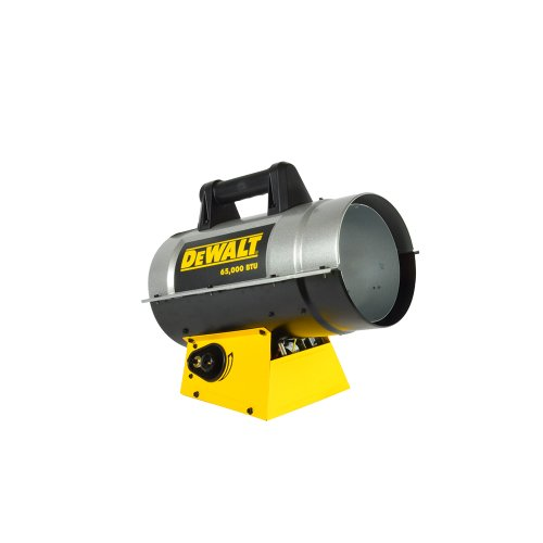 DeWalt F340710 DXH65FAV FALP Heater, 35 to 65K BTU,Yellow