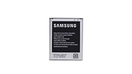 Original Akku Samsung Modell EB-535163LU - Li-Ion Lithium Akku Mit 2100 mAh Kapazität Schnellladung 2.0 Kompatibel Mit Samsung Galaxy Grand Neo / I9060 / I9082 - Ohne Box
