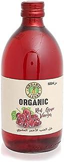 Organic Larder Red Grape Vinegar 500ml