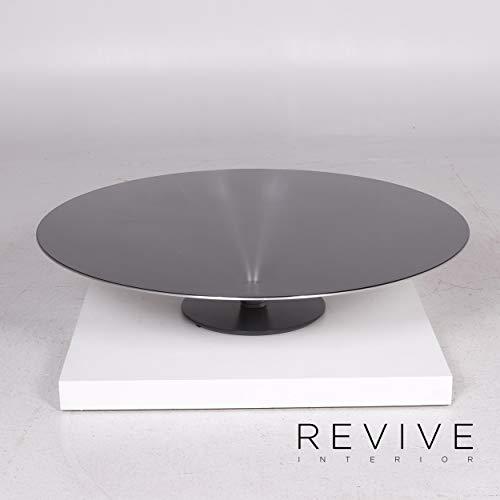 Roche Bobois Ovni Glass Table Anthracite Coffee Table: / SANAA ...