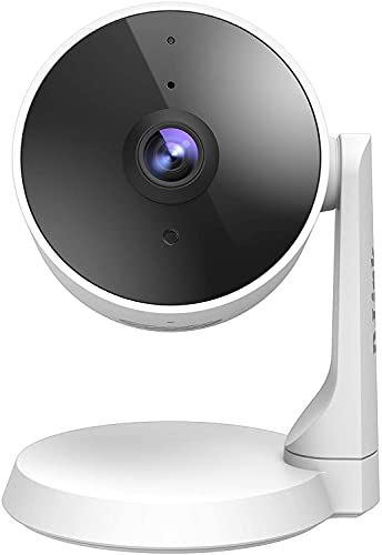D-Link DCS-8325LH Caméra IP Mydlink Smart Full HD Wi-Fi - 2 Megapixel 1920x1080 - H.264 - Surveillance Intérieure Jour & Nuit - Support Google Assistant / Alexa / IFTTT