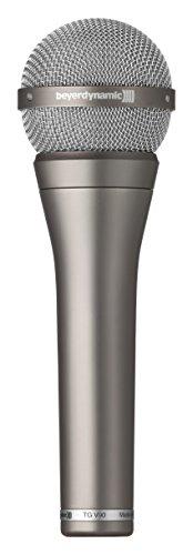 beyerdynamic TG V90 dynamisches Bändchenmikrofon für Gesang und Sprache (Nierencharakteristik)