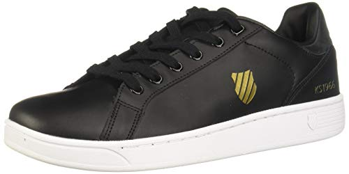 K-Swiss Tenis Year Zapatillas de Deporte Exterior para Hombre, Color Negro, 10