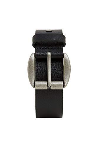 edc by Esprit Accessoires 029ca2s002 Cinturón, Negro (Black 001), 105 (Talla del fabricante: 90) para Hombre