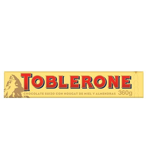Toblerone Chocolate con Leche, 360g