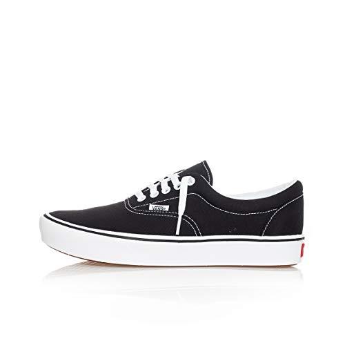 Vans Herren VN0A3WM9VNE1-105 Sneaker, Schwarz, 44 EU