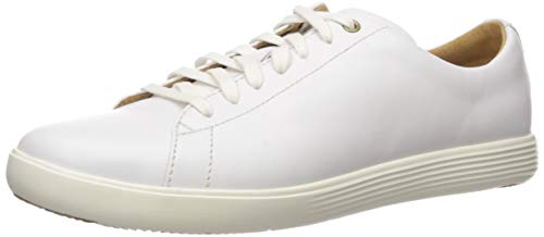 cole haan white leather sneakers womens