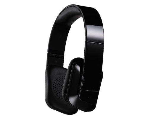 'Antec Pulse–Kopfhörer (Stereophonisch, Schwarz, Ohrbügel, Kopfband, im Ohr, Nackenband, Kinnbügelhörer, Wired/Bluetooth, Key, Play/Pause, Track <, Track >, Volume +, Volume–, 3.5mm (1/8))