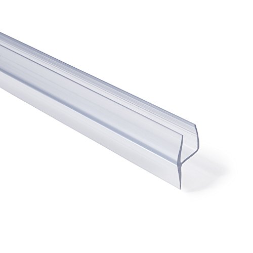 SHOWERDOORDIRECT.COM 38DDBS30 Frameless Shower Door Seal with Wipe for 3/8-Inch Glass, 30-Inch, Clear