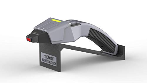 Boomerang Phaser - Star Trek - Cosplay - 3D gedruckt mit LEDs