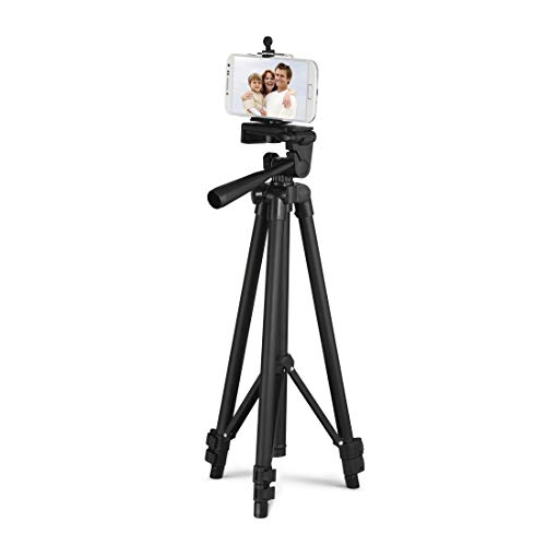 Star Smartphone 112 3D Tripod with Bluetooth Remote Shutter Release BRS3