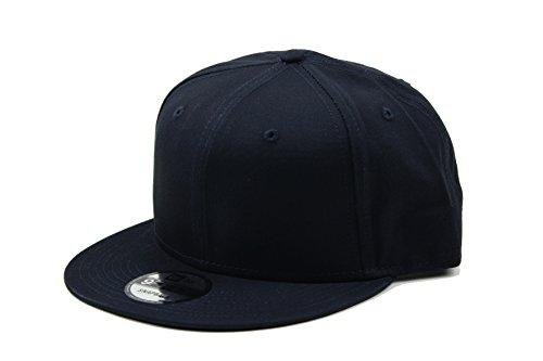 NEW ERA(ニューエラ) スナップバックキャップ ADJUSTABLE CAP 9FIFTY (DARK NAVY)