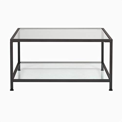 Camber Coffee Table, Number of Tables Included: 1, Base Material: Metal