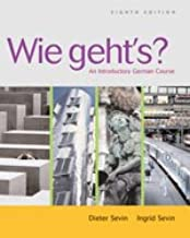 Wie Geht's?: An introductory german course (Annotated Instr. Edition / Audio CD Pkg)