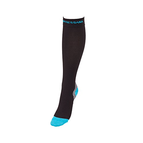 COMPRESSANA Power Socks SPORT Support Kompressionsstrümpfe III schwarz