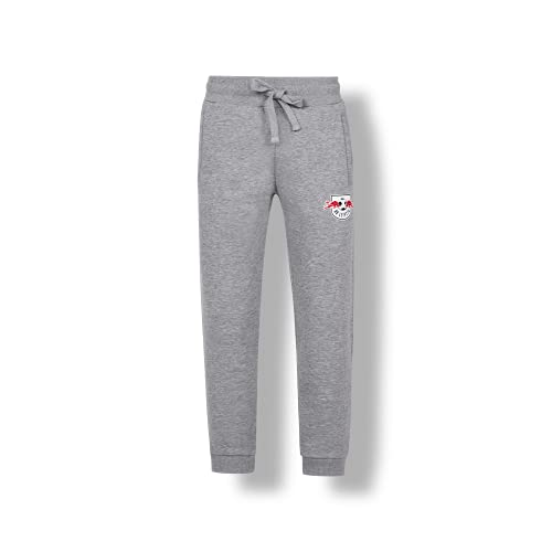 RB Leipzig Pantalones de chándal Club Youth, producto original, gris, 14 años