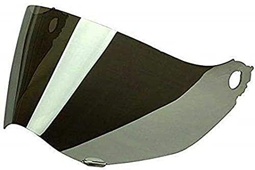 Global Trade Visiera Casco Moto Compatibile con Caschi SHOEI HORNET DS C49 - Aftermarket (Oro)