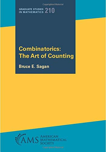 Compare Textbook Prices for Combinatorics: The Art of Counting  ISBN 9781470460327 by Bruce E. Sagan