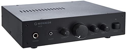 IMG Stageline SA-50 Compact Universal Stereo Amplifier