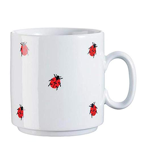 Käfer - Haferl (Tasse) 0,3l, Design: Käfer Klassik (6 Stück) (Design Klassik)