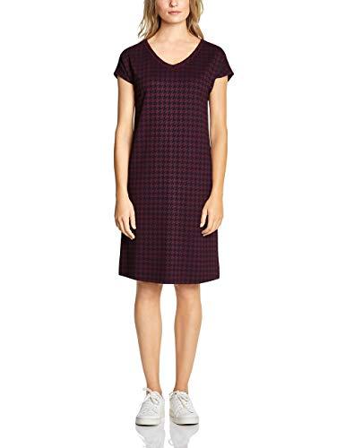 Cecil Damen 142508 Kleid, deep Blue, X-Large (Herstellergröße:XL)